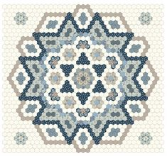 Forget Me Not Sew Along - final step! Dec. 2015