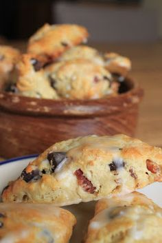 Bacon Chocolate Chip Biscotti Recipes — Dishmaps