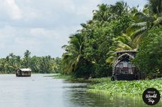 Kerala - Backwater / helloworldtrip.com