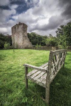 Drummin Castle near Glenlivet, Moray, Scotland.