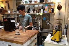 Thonglor Art Village:  More of a miniature maze of shops than a village, this little alcove houses a bike shop, vintage menswear store Sun & Co., Hattori Shokudo a retro, pared-down Japanese eatery and a mini version of Casa Lapin.