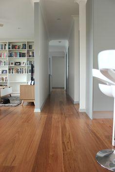 Exotic Wooden Floor Design Warming Up Interior Look Part Engineered Hardwood Flooring, Timber Flooring, Hardwood Floors, Flooring Ideas, Laminate Flooring, Spotted Gum Flooring, Wood Floor Design, Maple Floors, Kitchens