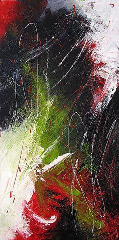 Lyse Paquette artiste peintre | ABSTRAIT