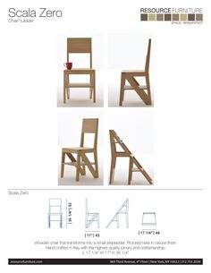 Scala Zero   Resource Furniture   Multifunctional Furniture