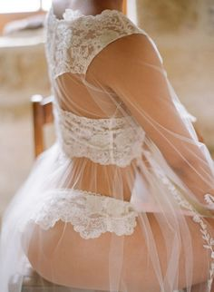 Bridal Boudoir from Munaluchi Bride...if kept simple and classy, this is a nice gift for your husband to be! :)