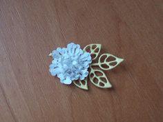 Moje biurko: Kwiatkowy kursik i troche retro