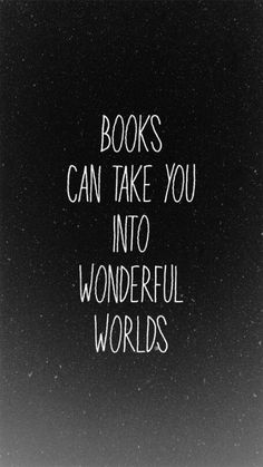 Books can take you into wonderful worlds. - Books can take you into wonderful worlds. Books can take you into wonderful worlds. I Love Books, Good Books, Books To Read, My Books, Wattpad Quotes, Wattpad Books, Quotes For Book Lovers, Book Quotes, Library Quotes
