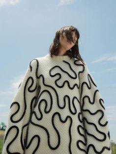 "athingcalledbliss: ""  Chloe Wheatcroft by Stevie Verroca & Mada Refujio for ""Back to Cool"" Flare Magazine September 2016 """