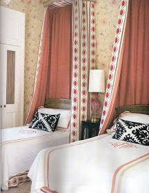 Kendall Boggs Fine Arts and Crafts: Dreamy Bedrooms