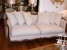 French Provincial Furniture Accent Lounge Room Living