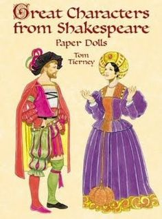 Great Characters from Shakespeare  (Tom Tierney)