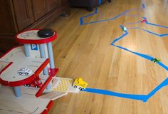 We Tried It! Making Tracks with Tape