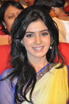 Tollywood Actress Samantha Latest Photos