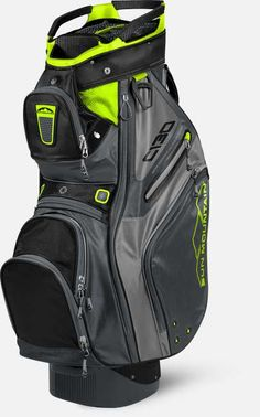 The Sun Mountain Golf Cart Bag Gets Even Better  The Sun Mountain C-130 continues as the companys best-selling golf cart bag. The 2017 C-130 offers the abundance of pocket space and golfer-friendly features that have kept it in the top spot for eight years plus some new features such as Smart Straps that offer a new way to secure the bag to a golf cart more velour-lined valuable pockets and an easy-access range finder pocket. The 2017 C-130 will be available on-line and in stores in August…