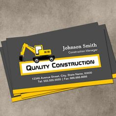 2191 best construction business cards images on pinterest business construction business card templates ryan construction construction business cards construction companies business cards accmission Image collections