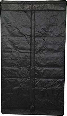 """Aviditi Ptu-68 Mylar Reflective Hydroponic Grow Tent With T-Zipper, 36"""" Wide By 20"""" Deep By 63"""" High, 2015 Amazon Top Rated Greenhouses & Accessories #BISS"""