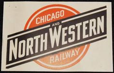 Chicago northwester railroad