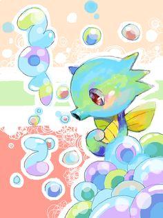 Bubbly Horsea