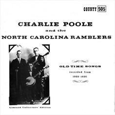 American Roots Music: Old Time Songs Recorded from 1925 to 1930: Charlie...