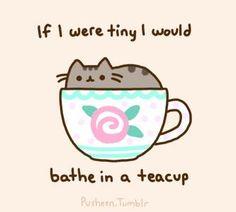 If I were tiny..:)