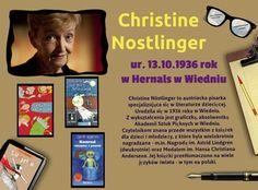 Nostlinger Christine (ur. 13.10.1936 r.)