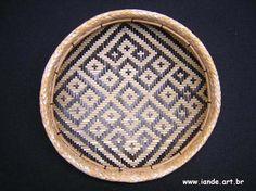 cesto bahtiaka - indios tukano