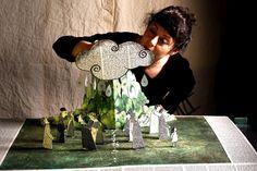 "Galia Levy-Grad From my show ""Fool Moon""- the Chelem Legend"