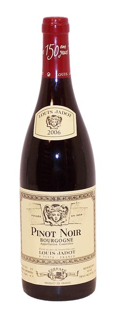 Louis Jadot Pinot Noir. Changing wine continents for a while.....I have found my new favorite wine!!!!