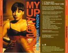 Adina Howard - My Up And Down