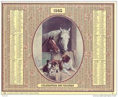 Calendario dei ricordi anno 1945