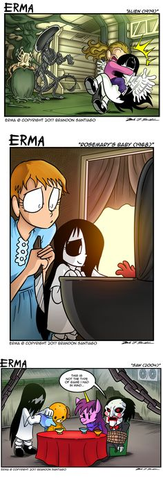 13 Days of ERMA-WEEN 2017: Days 10-12 - image