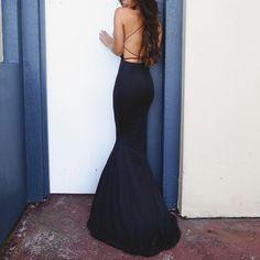 ▪️Mermaid dress with spaghetti straps▪️