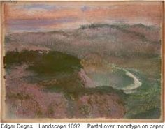 Degas and the Monoprint by Sharon Himes : Art History on the Art Cafe Network