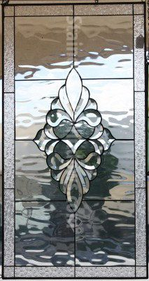 Wow!! The Danville Lovely Classic Stained Glass Beveled Window #3 is 32 x 18 and can be custom made to any size or colors you need for your specific project. Did you know most stained glass panels on the Internet are made in China with a lower quality Chinese made stained glass? You