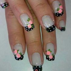 The 90 Vigorous Early Spring Nails Art Designs are so perfect for this Season Hope they can inspire you and read the article to get the gallery. Fabulous Nails, Gorgeous Nails, Pretty Nails, Spring Nail Art, Spring Nails, Finger Nail Art, Flower Nails, Cool Nail Designs, Creative Nails
