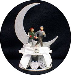 Runner Jogging YOU PICK Wedding Cake Topper OR by YourCakeTopper