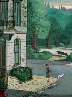 stansbizzle:  101 Dalmatians (1961)