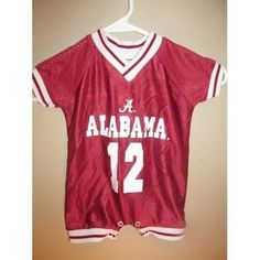 b68574804 262 Best NCAA Infant to Toddler Jersey - Onesie - jackets images in ...
