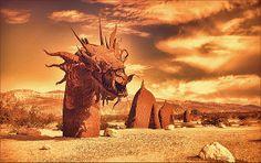 Desert Ness Photograph by Douglas MooreZart - Desert Ness Fine Art Prints and Posters for Sale