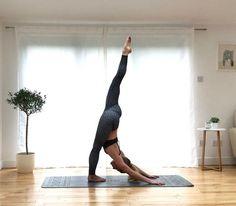 standing splits | yoga