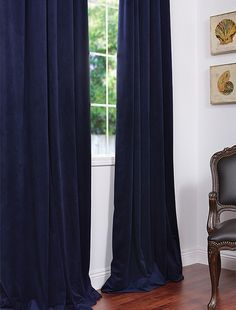 1000 Images About Blue On Pinterest Velvet Curtains