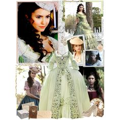 Designer Clothes, Shoes & Bags for Women Vampire Diaries Fashion, Vampire Diaries Poster, Vampire Diaries The Originals, Lydia Martin, Narnia, Katherine Pierce Outfits, Madame Pompadour, Vampire Party, Theatre Costumes