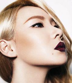 Harper Bazaar - CL de - Perfect make up ! Asian Makeup, Korean Makeup, Korean Beauty, Asian Beauty, Edgy Makeup, Makeup Goals, Kdrama, Cl Fashion, Fashion Bazaar