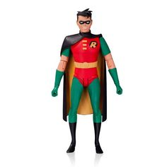 Batman The Animated Series Robin Action Figure