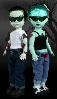 Psycho Billies - Living Dead Dolls Exclusives