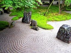 Passos para fazer um Jardim Zen