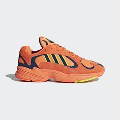 new concept d8c18 79d7a Zapatillas Adidas Yung 1 Mujer Hi-res Naranja Hi-res Naranja Shock