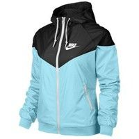 Nike Windrunner Jacket - Women's from Foot Locker. Shop more products from Foot Locker on Wanelo. Sporty Outfits, Nike Outfits, Athletic Outfits, Fall Outfits, Nike Windrunner Jacket, Nike Windbreaker, Milan Fashion Weeks, Swagg, Teen Fashion