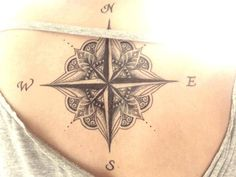 106 Creative Compass Tattoos Ideas