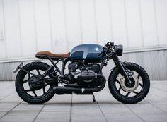 ROA motorcycles BMW R80 custom café racer